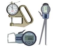 Dụng cụ đo độ dày, đo lỗ, đo rãnh trong