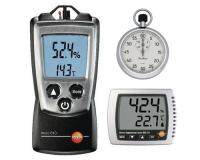 Đồng hồ bấm giờ & máy đo nhiệt, độ ẩm, tốc độ